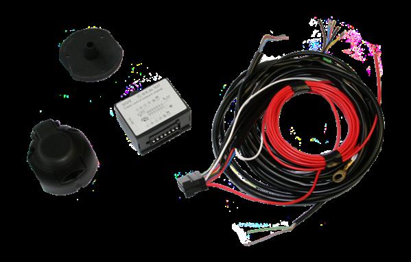 Universal wiring kit - 7 pins