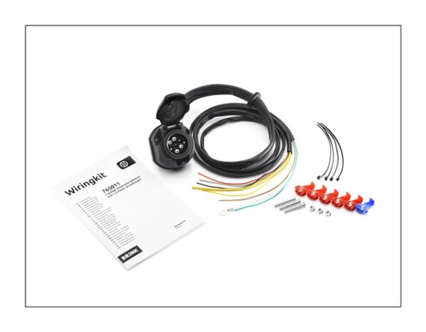 Universal wiring kit - 7 pins