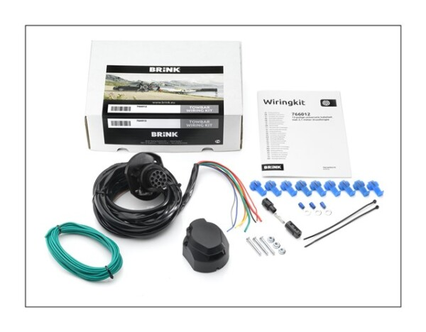 Universal wiring kit - 13 pins