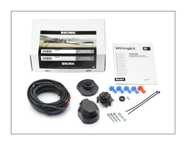 Extension kit for continous power supply